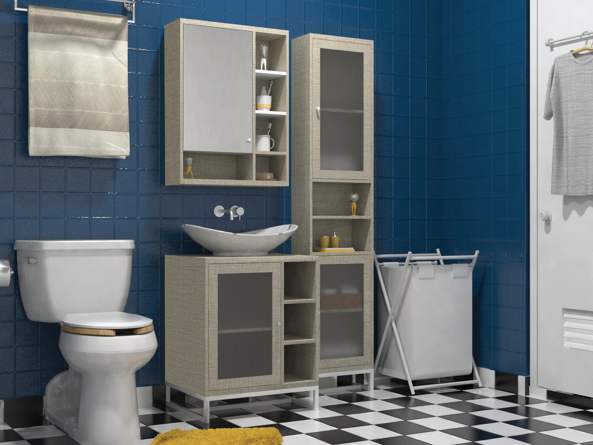 Bathroom Furniture Sets By Expo