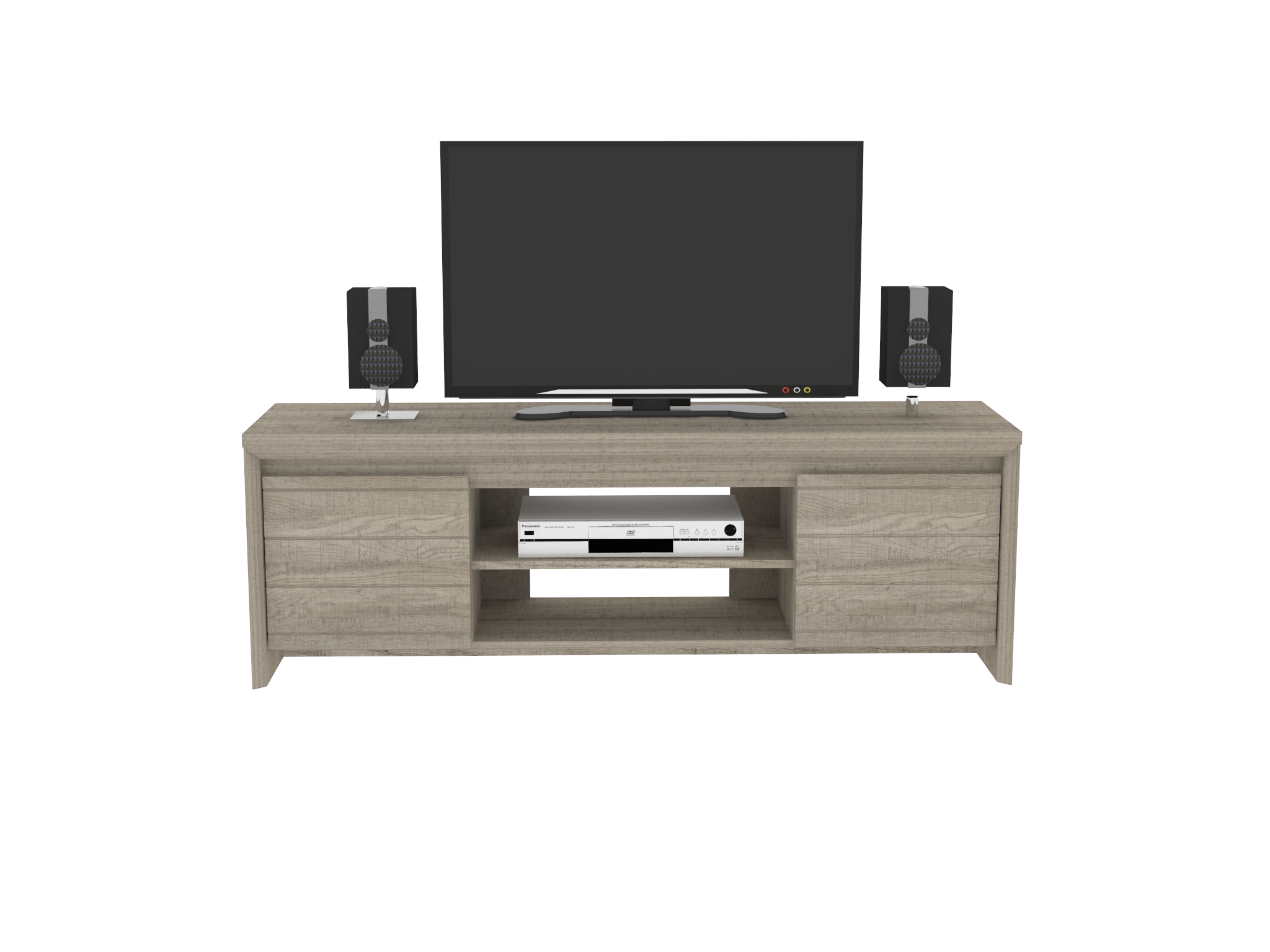 Video Rack Vr 7257 Living Room Furniture By Expo