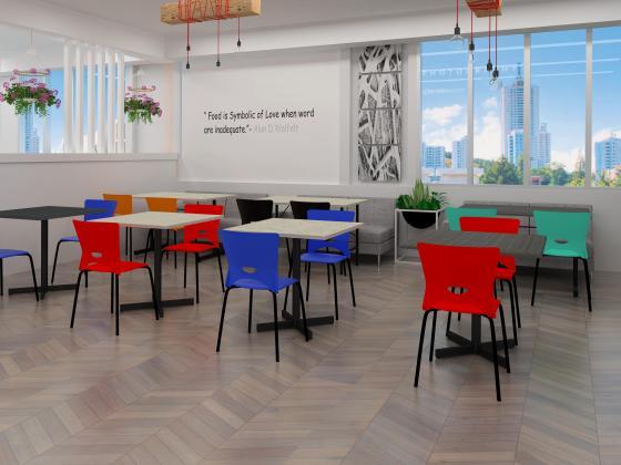 Food Court Series