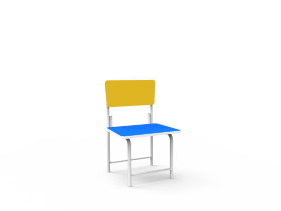 Kindergarten Chair MSR-5134