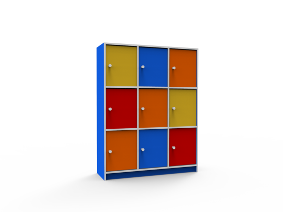 Kindergarten Multi Purpose Cabinet MBC-5135