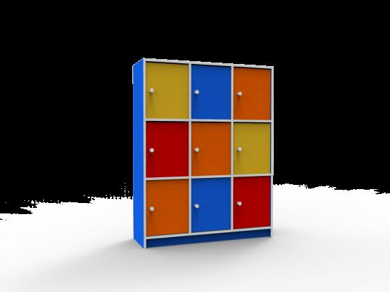 Kindergarten Multi Purpose Cabinet MBC-5135