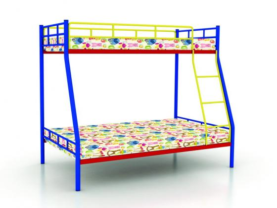 Metal Bed M-BB-04
