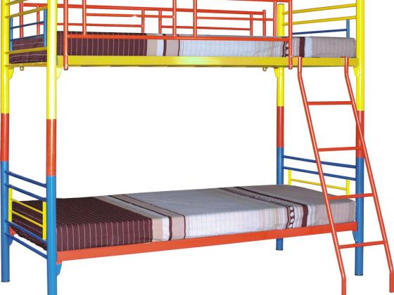 Metal Bed M-BB-06