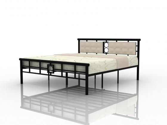 bed furniture image. Metal Bed M-DB-3124 Furniture Image