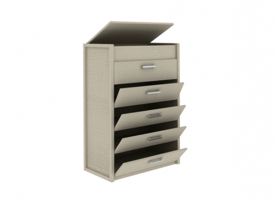 Shoe Cabinet ASC-4204