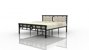 Metal Bed M-DB-3124