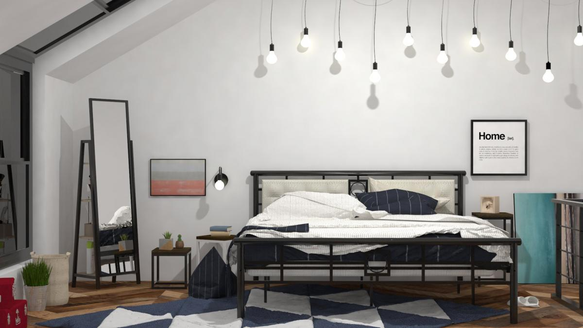 Bedroom Metal